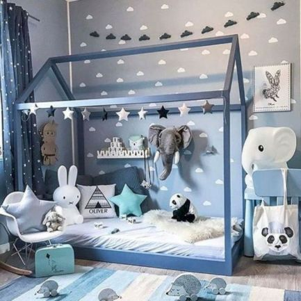 Kids bedroom furniture designs 23