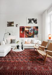 Living room ideas for an apartment 20