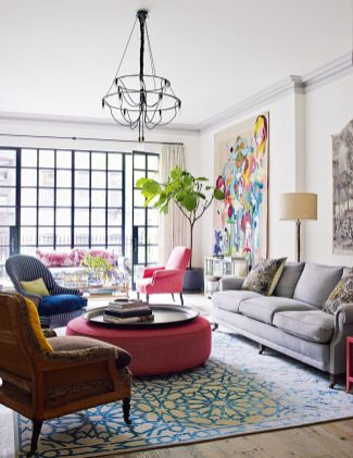 Living room ideas for an apartment 24