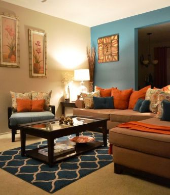 Living room ideas for an apartment 69