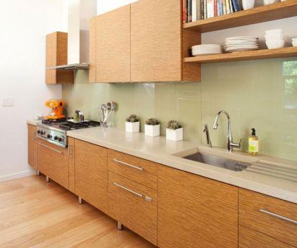 67 modern cream painted kitchen cabinets ideas round decor for Modern cream kitchen cabinets