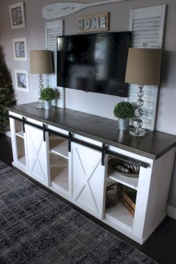 Narrow living room furniture 15