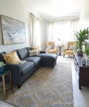 Narrow living room furniture 20
