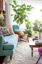 Narrow living room furniture 21