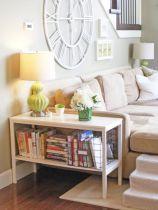Narrow living room furniture 37