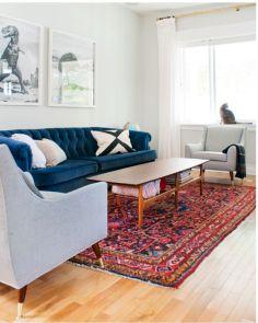 Narrow living room furniture 42