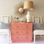 Painted faux bamboo furniture design 15