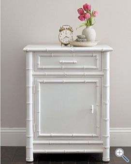 Painted faux bamboo furniture design 17