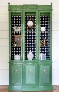 Painted faux bamboo furniture design 24