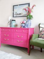 Painted faux bamboo furniture design 28