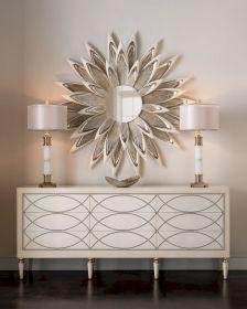 Painted mid century modern furniture 11