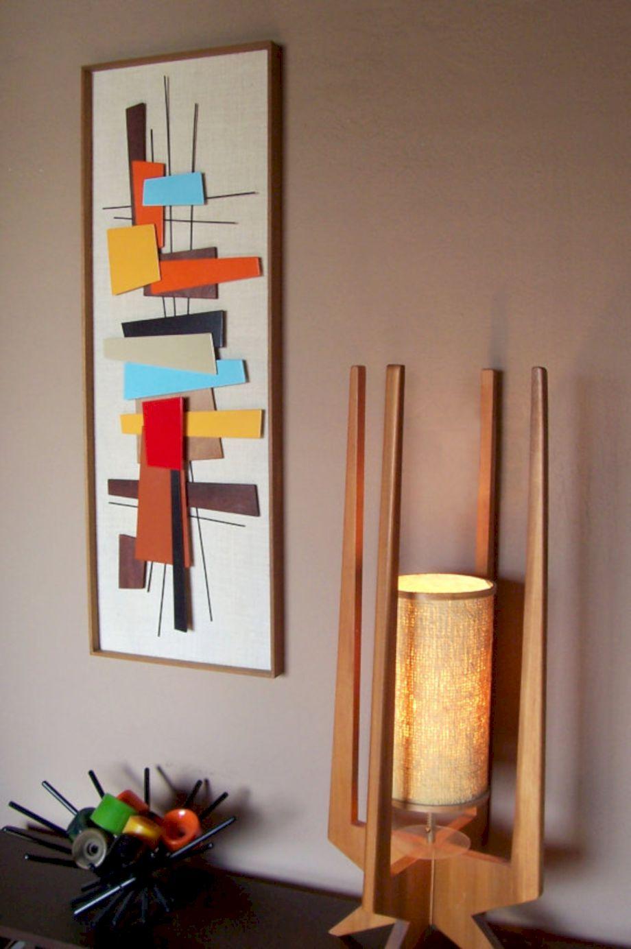 Painted Mid Century Modern Furniture 32