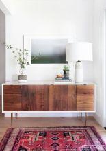Painted mid century modern furniture 36