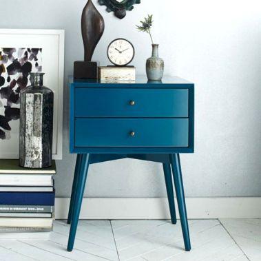 Painted mid century modern furniture 57