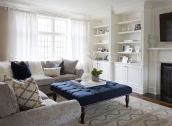 Simple living room design ideas with tv 14