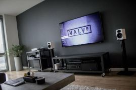 Simple living room design ideas with tv 25