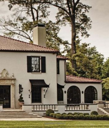 Spanish style exterior paint colors 01