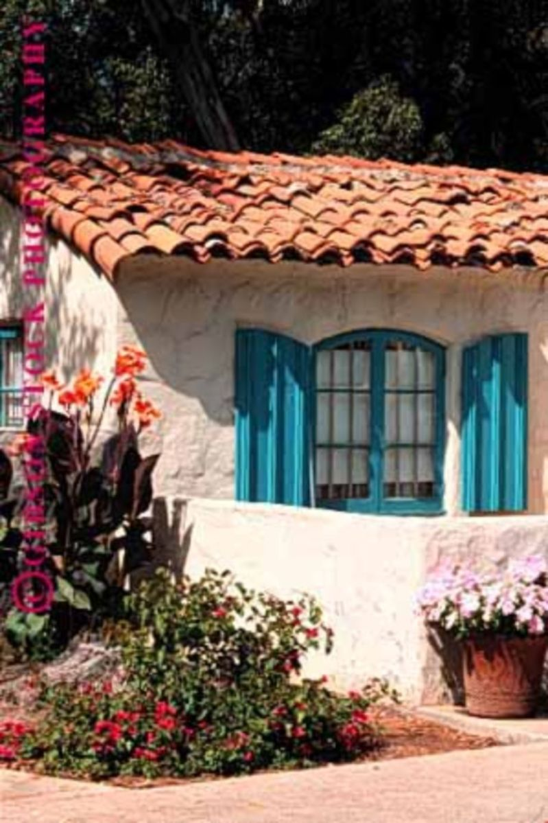 Spanish style exterior paint colors 02