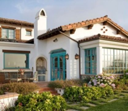 Spanish style exterior paint colors 07