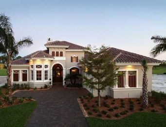 Spanish style exterior paint colors 10