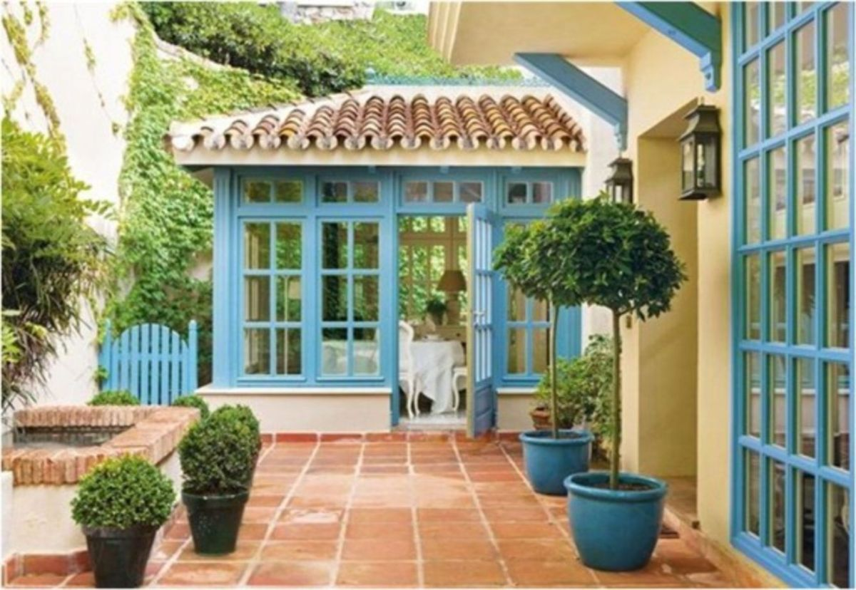 Spanish style exterior paint colors 15