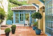 Spanish style exterior paint colors 15