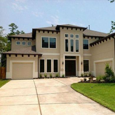 Spanish style exterior paint colors 37