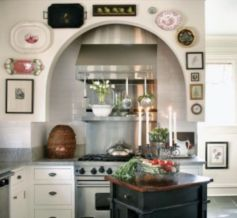 Stunning christmas decorating ideas for the kitchen 02