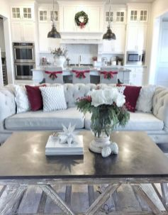 Stunning christmas decorating ideas for the kitchen 38