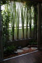 Stunning garden design ideas with stones 48