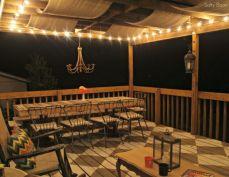 Stunning garden pergola ideas with roof 29