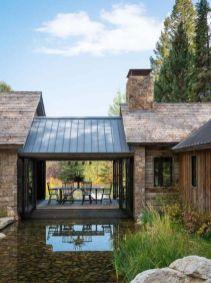 Stunning garden pergola ideas with roof 49