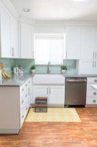 Stunning grey wash kitchen cabinets ideas 27