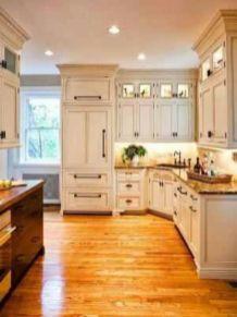 Stylish kitchen designs ideas with corner sinks 05
