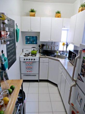 Stylish kitchen designs ideas with corner sinks 11