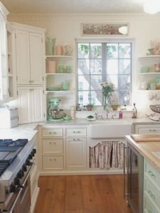 Stylish kitchen designs ideas with corner sinks 29