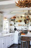 Stylish kitchen designs ideas with corner sinks 61