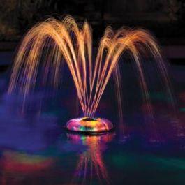 Stylish outdoor garden water fountains ideas 19