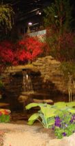 Stylish outdoor garden water fountains ideas 46