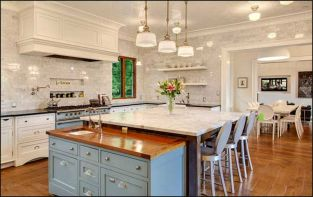 The best ideas for quartz kitchen countertops 23