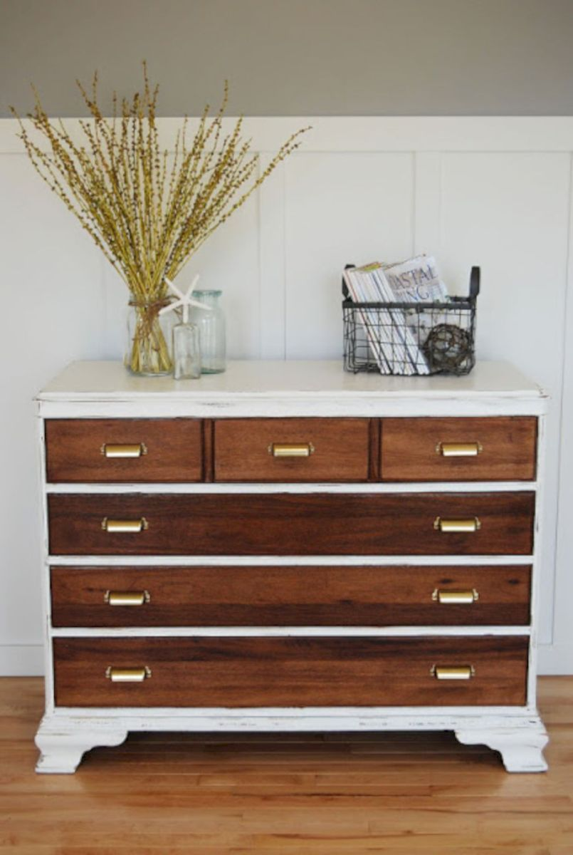 Tone furniture painting design 31