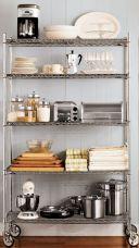 Amazing stand alone kitchen pantry design ideas (18)