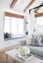 Creative diy beachy living room decor ideas (3)