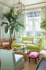 Creative diy beachy living room decor ideas (4)