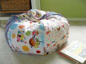 Cute bean bag chairs for kids (11)