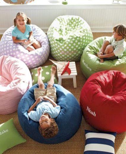 Cute bean bag chairs for kids (7)