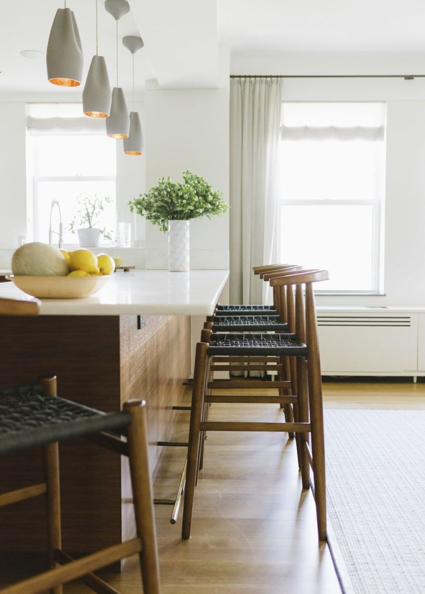 Mid century modern apartment decoration ideas 34