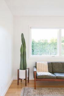 Mid century modern apartment decoration ideas 37