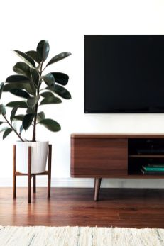 Mid century modern apartment decoration ideas 38