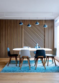 Mid century scandinavian dining room design ideas (5)